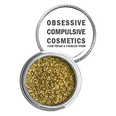 Cosmetic Glitter in Gold