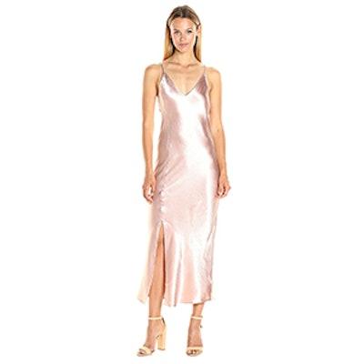 Joa Midi Slip Dress