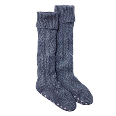 Fireside Gripper Lined Socks