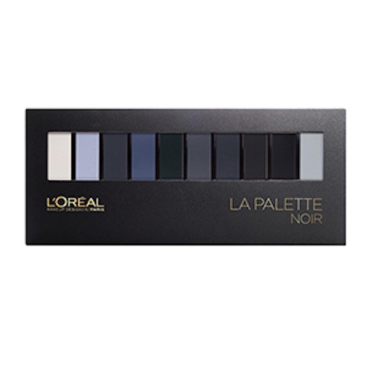 Color Riche Palette Noir
