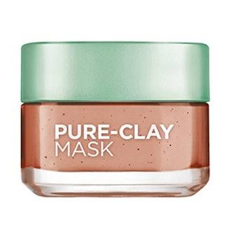 L'Oreal Paris Pure-Clay Mask Exfoliate and Refine Pores
