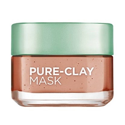 L'Oreal Paris Pure-Clay Mask Exfoliate and Refine Pores