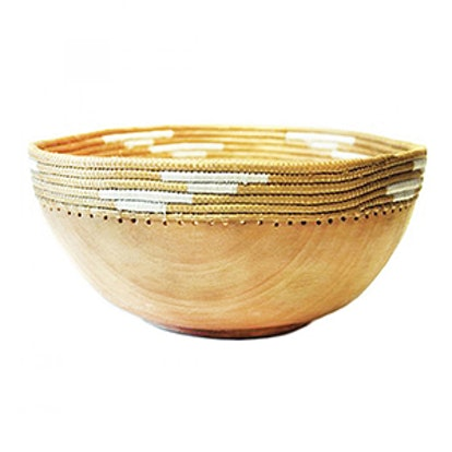 Jina Wooden Bowl