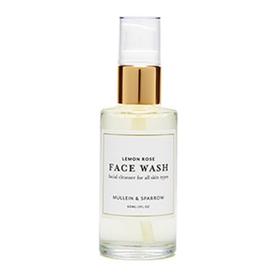 Lemon Rose Face Wash