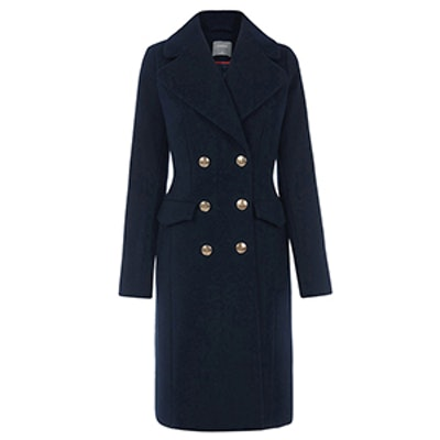 Navy Coat