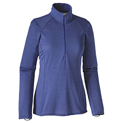 Capilene Thermal Weight Zip-Neck