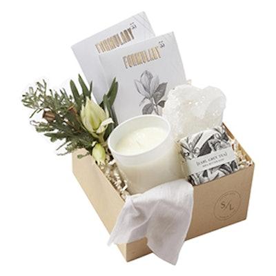A Mini Staycation Gift Box