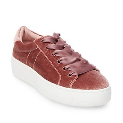 Bertie-V Blush Sneaker