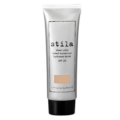 Sheer Color Tinted Moisturizer