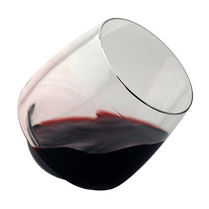 Saturn Red Wine Glass