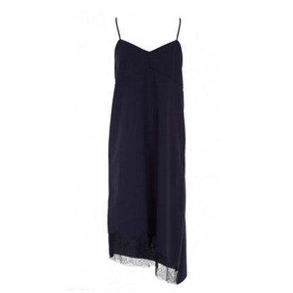 Lou Lou Applique Bias Dress