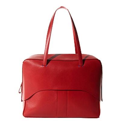 Papa Bag By Myriam Schaefer In Red