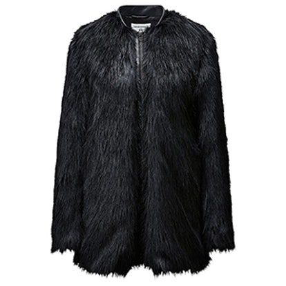 Carine Faux Fur Coat