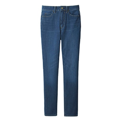 Ultra Stretch High Rise Ankle Jeans