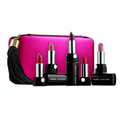Up All Night 5-Piece Lip Crème Collection