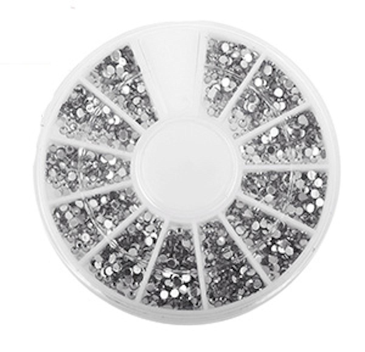 Crystal Glitter Rhinestones
