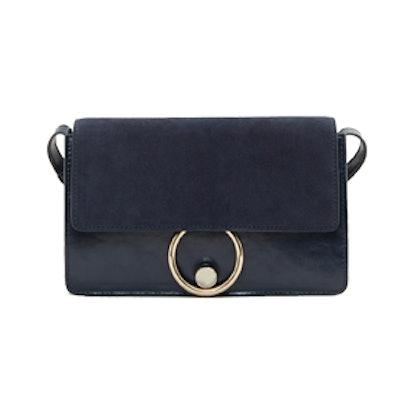 Leather Flap Bag