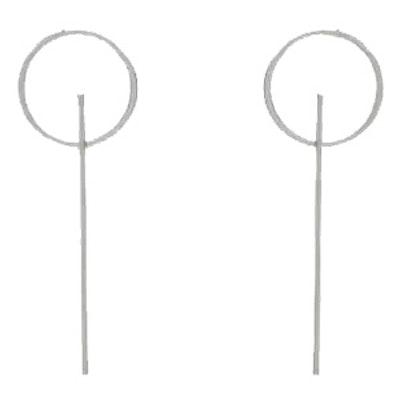 Interlinked Earrings