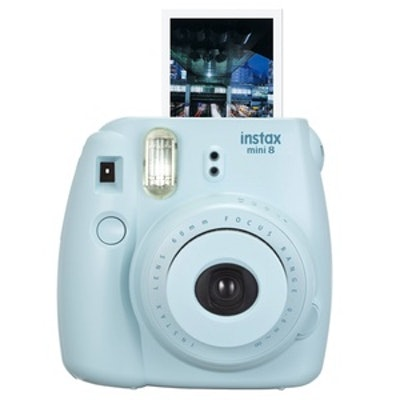 Instax Mini 8 Blue Camera