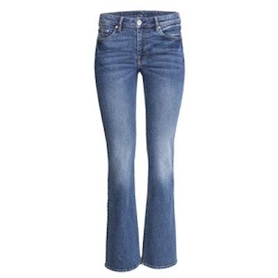 Boot Cut Regular Jeans