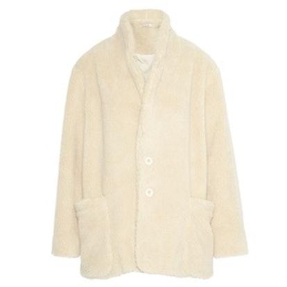 Prosper Faux Shearling Coat