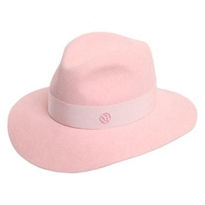 Henrietta Rabbit Fur Felt Hat
