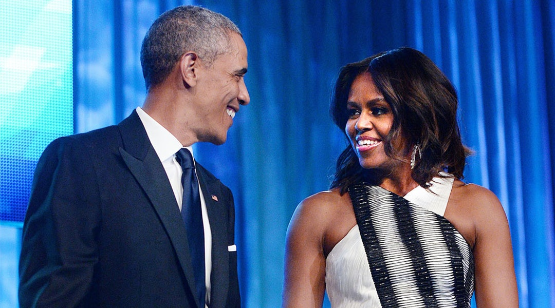 d17222a40c Michelle Obama's Dress Wins The Kennedy Center Honors Ceremony