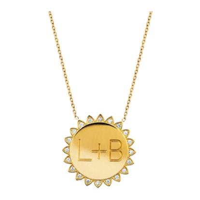 "Custom ""You Are My Sunshine"" Necklace"