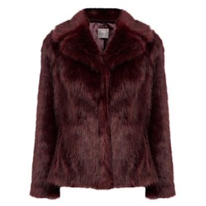 Molly Faux Fur Coat