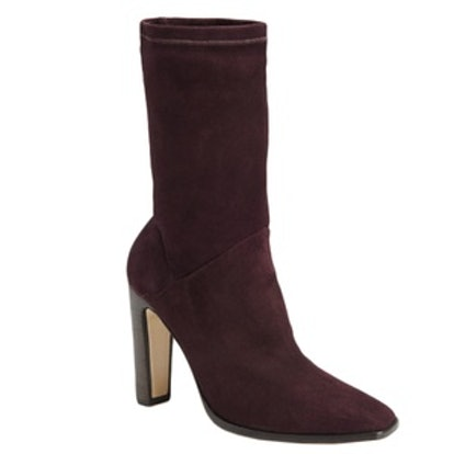 Lizzy Stretch Suede Boots