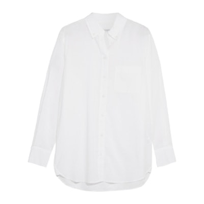 Margaux Cotton-Poplin Shirt