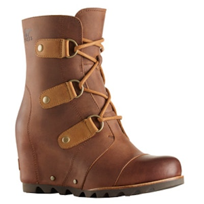 Joan Of Arctic Wedge Mid Boots