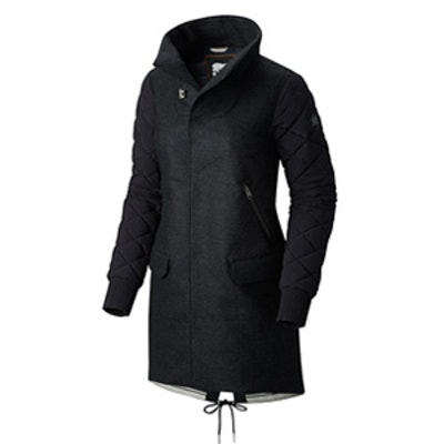 Conquest Carly Wool Coat