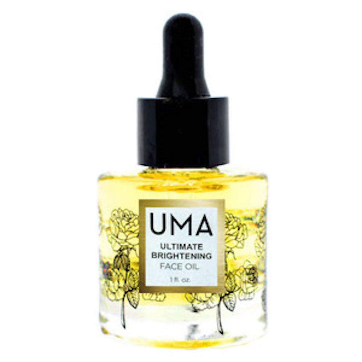 Ultimate Brightening Face Oil
