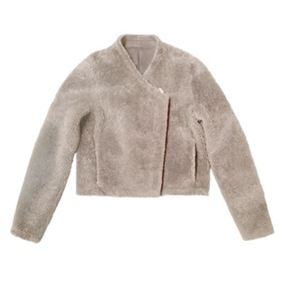 Bit Reversible Shearling Jacket