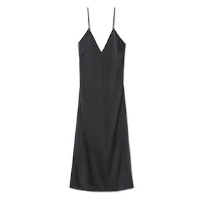 Mara Silk Slip Dress