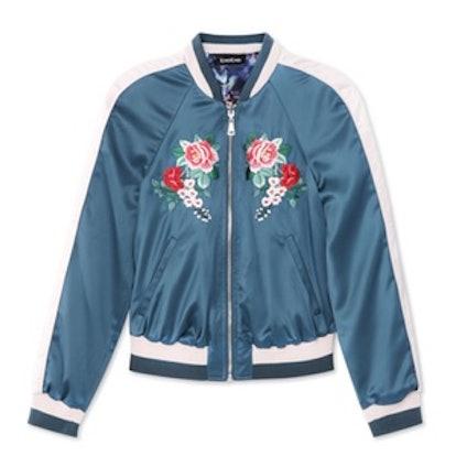 Midnight Kiss Bomber Jacket