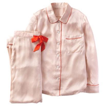 Luxury Silk Pajama Set