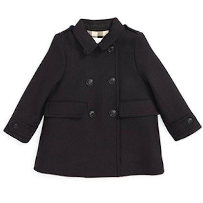 Gwendolina Wool Blend Pea Coat
