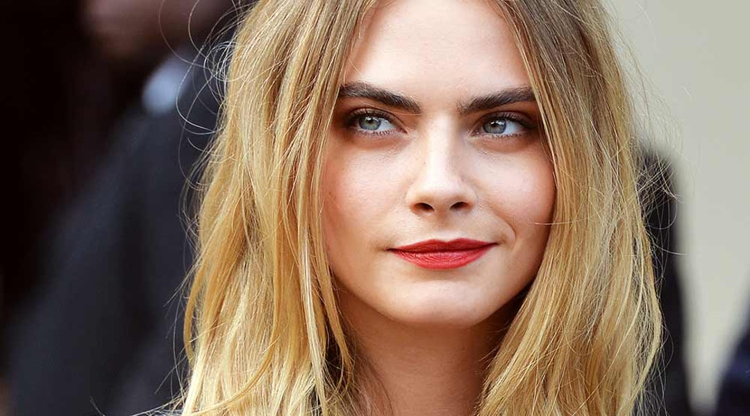 Cara Delevingne Swears By This 4 Eyebrow Product