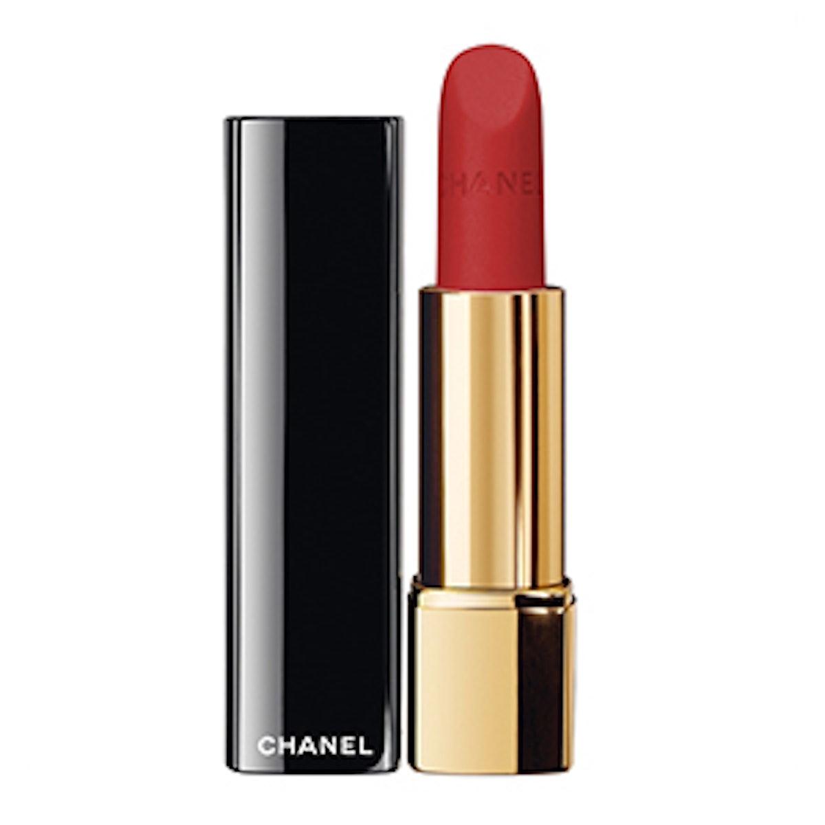 Rouge Allure Velvet Lipstick In Rouge Chanel