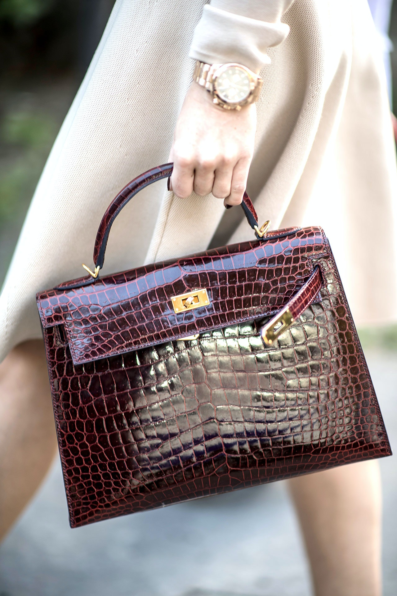 1f67bb6a34 The Most Insane Handbags Ever Auctioned At Christie's