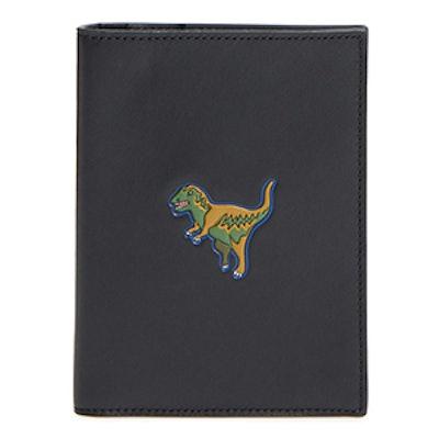 Beast Leather Passport Case