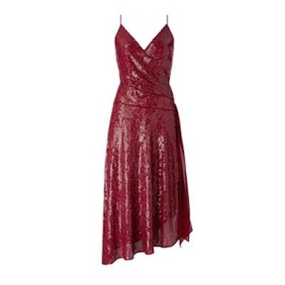 Brenddah Embellised Slip Dress
