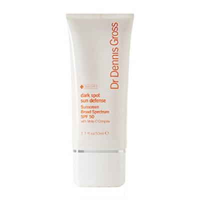 Dark Spot Sun Defense Sunscreen SPF50
