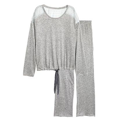 Pajama Top and Pants
