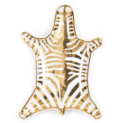 Carnaby Zebra Stacking Dish