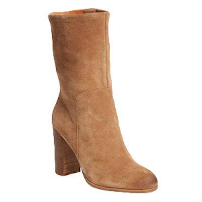 Jenni Round Toe Boot