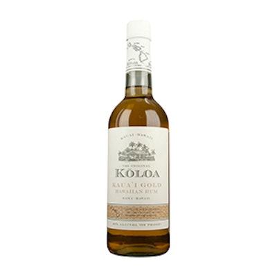Koloa Kaua'i Gold Rum
