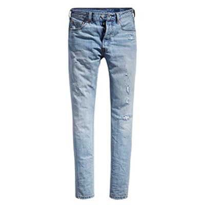 501 Skinny Jean in Clear Minds